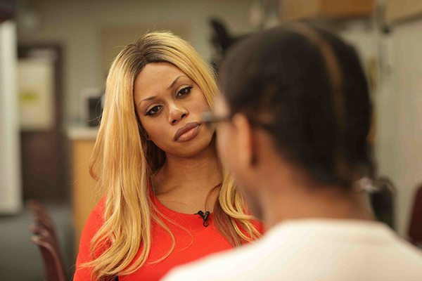 Laverne Cox interviews CeCe McDonald in prison
