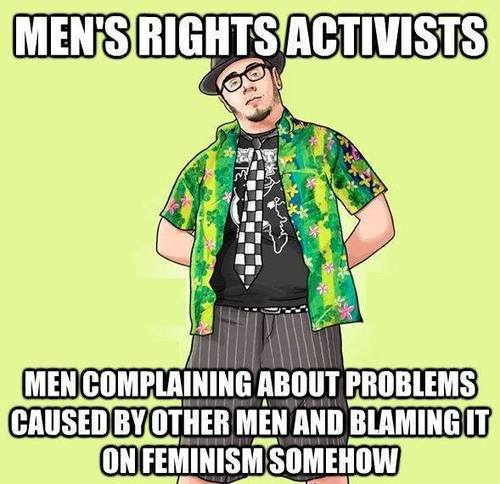 STFU Mens rights Activists