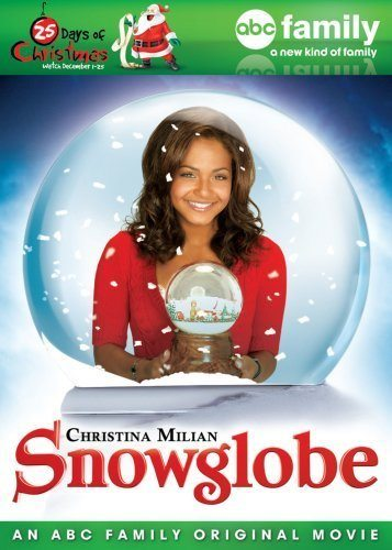 Poster for ABC Family's Snowglobe