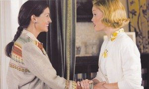 Julia Roberts and Julia Stiles in 'Mona Lisa Smile'