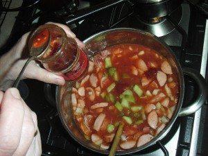 Seasoning Solyanka