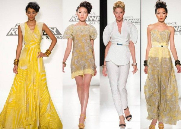 Korto designs Project Runway All Stars season 3 episode 10 finale