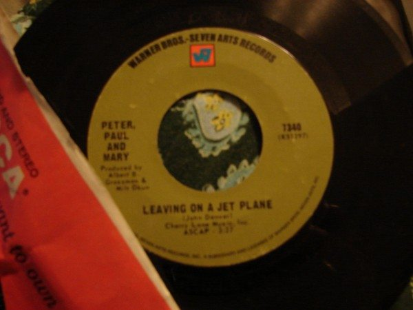 Peter Paul and Mary - Leaving on a Jet Plane