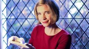 Lucy Worsley, host of a A Very British Murder
