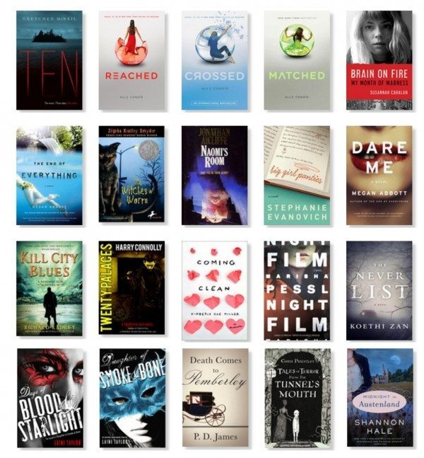 Cover gallery of book images