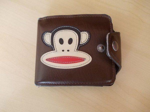 Paul Frank Long Wallet