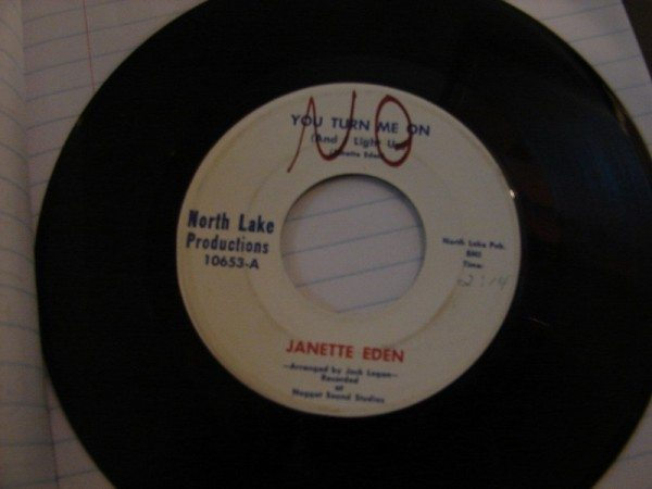 Janette Eden - You Turn Me On (And I Light Up)