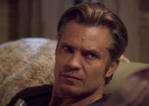 Raylan Givens, all by his pretty self