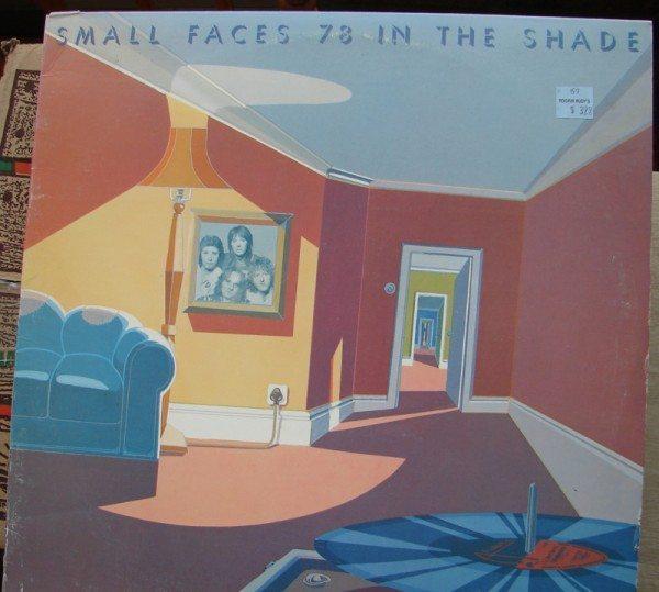 "The front cover of Small Faces' ""78 in the Shade"""