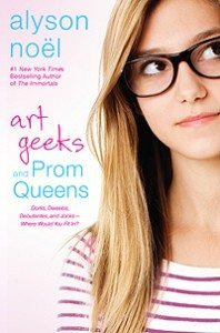 Cover for Art Geeks and Prom Queens