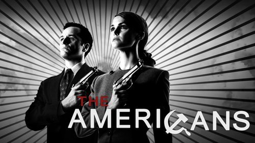 Promo photo from FX series The Americans