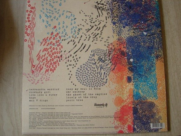 Jimi Goodwin - Odludek back cover