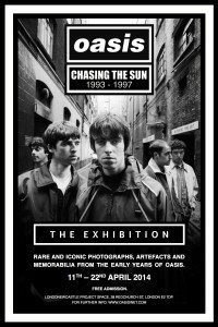 OASIS Exhibition Poster - Chasing the Sun