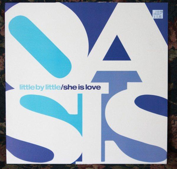Oasis album - Little by Little - She is Love