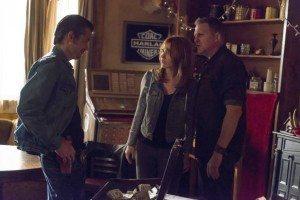 Raylan, Wendy and Daryl Crowe