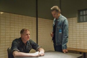 Daryl and Raylan having a chat