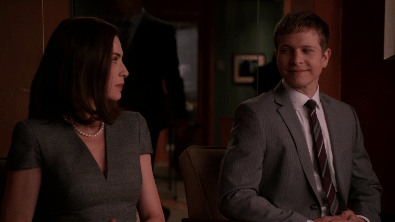The Good WIfe's Cary and Alicia