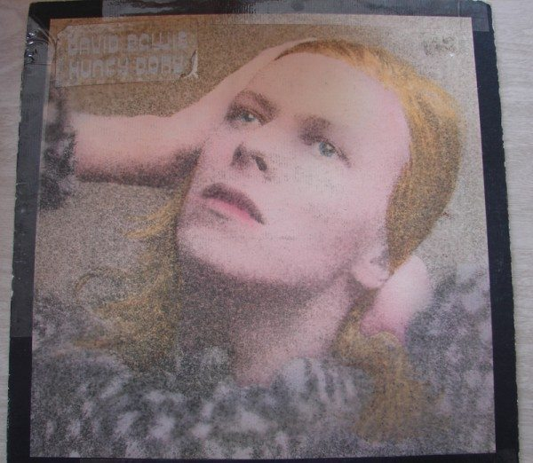 David Bowie - Hunky Dory (cover)