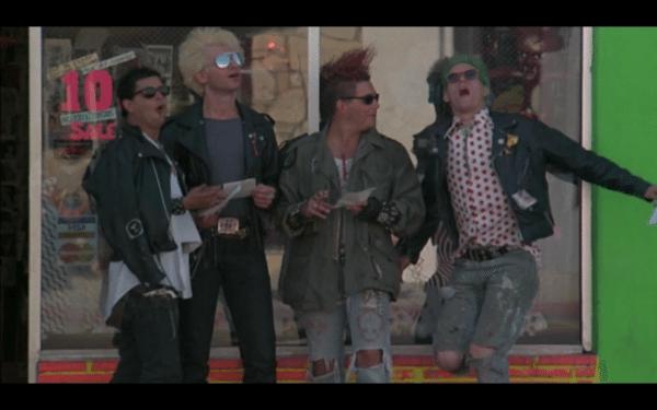 GJWTHF - Punks