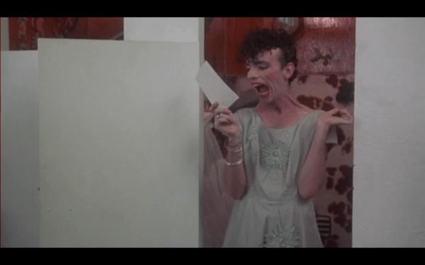 GJWTHF - Scream Reaction