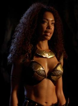 Can Naked pic gina torres