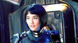 Image of Rinko Kikuchi as Mako Mori in Pacific Rim