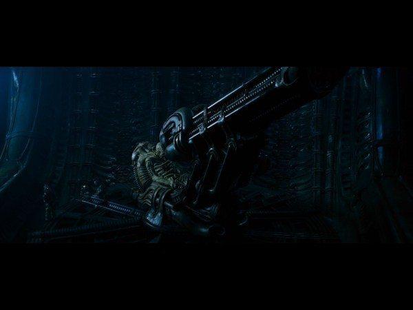 """A still image from """"Alien"""""""