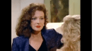 Actress Dixie Carter as Julia Sugarbaker from TV show Designing Women