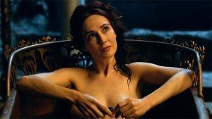 Melisandre in her bath
