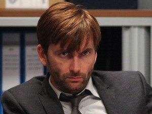 David Tennant as Alec Hardy