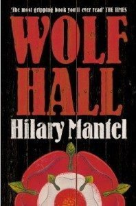 Wolf Hall by Hilary Mantel - book cover