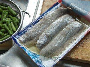 Matjas - herring fillets in oil