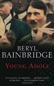 Young Adolf by Beryl Bainbridge