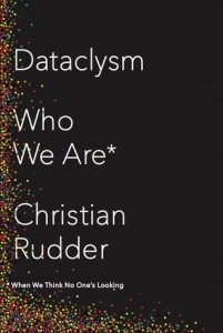 Cover of Dataclysm by Christian Rudder