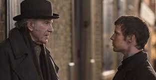 Victor and Van Helsing
