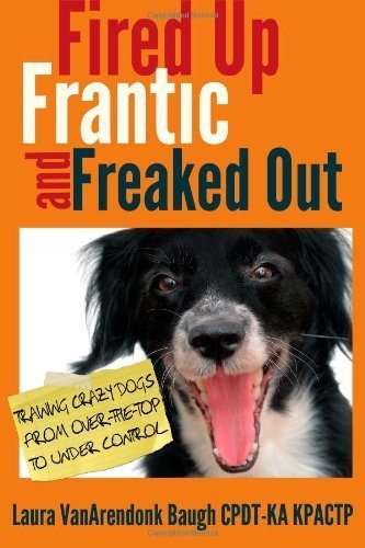 Cover of Fired Up, Frantic, and Freaked Out by Laura VanArendonk Baugh