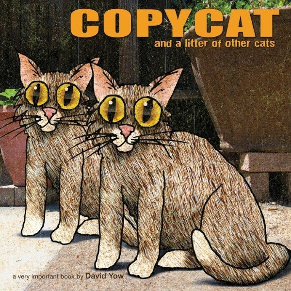 Copycat by David Yow (cover)
