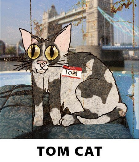 Copycat-Tom Cat - David Yow