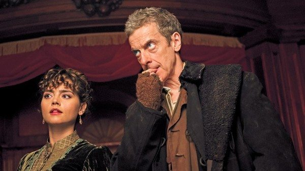 "Doctor Who: ""Deep Breath"""