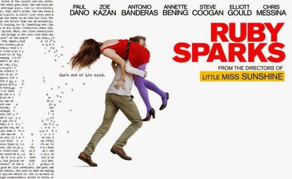 Ruby Sparks promo poster