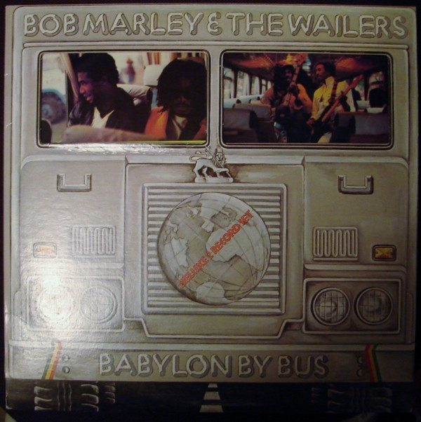 Bob Marley and The Wailers - Babylon By Bus
