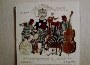 Marcel Dzama - Un Danse des Bouffons Soundtrack (back)