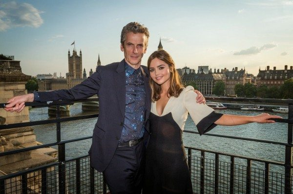 Doctor Who World Tour: London (Peter Capaldi and Jenna Coleman)