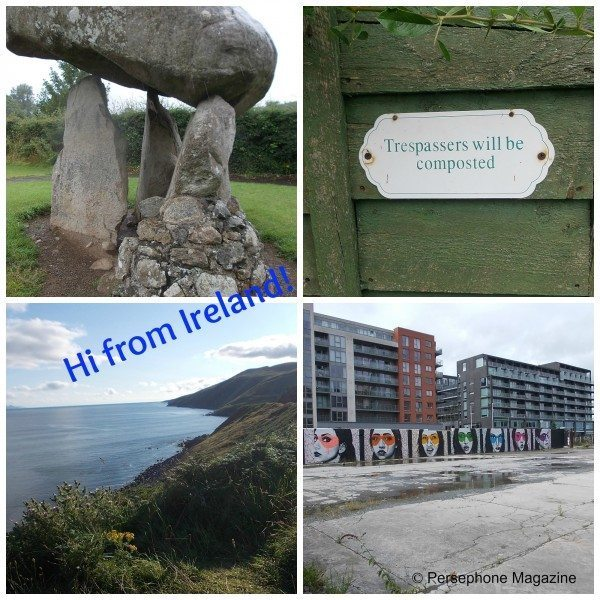 Four pictures of Ireland