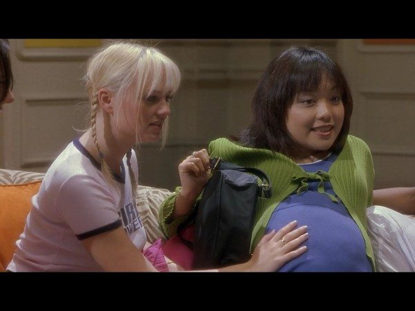 Naoko Mori (better know from Absolutely Fabulous or Torchwood) as Nicola