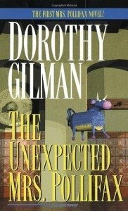 Cover of The Unexpected Mrs. Pollifax by Dorothy Gilman