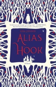 Cover of Alias Hook by Lisa Jensen