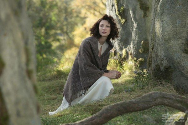 Claire from Outlander