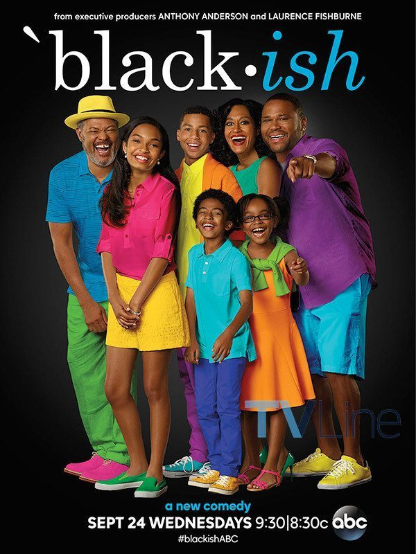 Promo poster for Black-ish