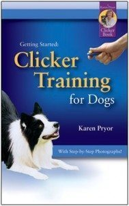 Cover of Getting Started: Clicker Training for Dogs by Karen Pryor